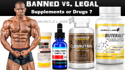 Clenbuterol HCL - Risks, Benefits, and Alternative Supplements