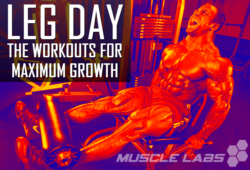 Leg Day - The Game Changer To Make It More Enjoyable!