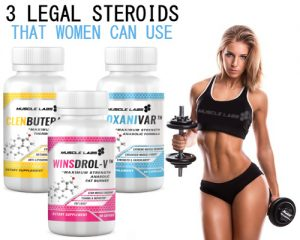 Legal steroids women can use